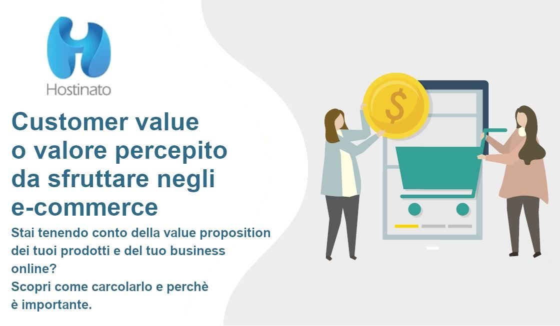Customer value da sfruttare negli e-commerce