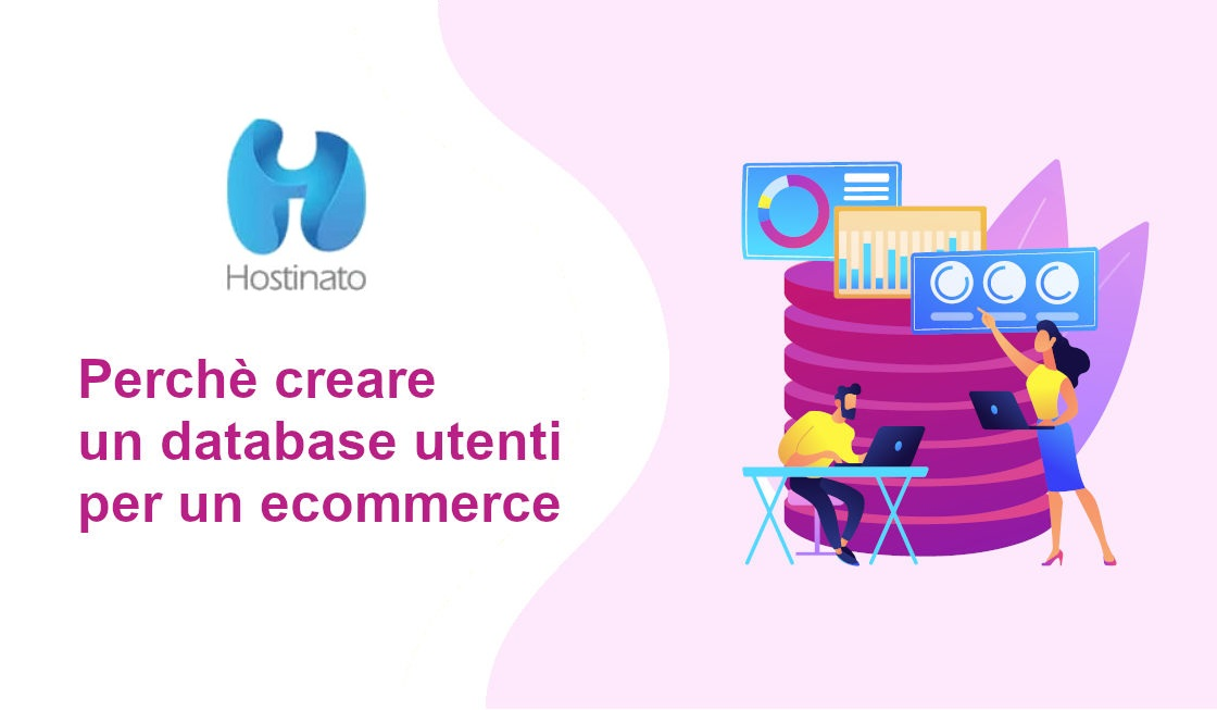 database utenti ecommerce