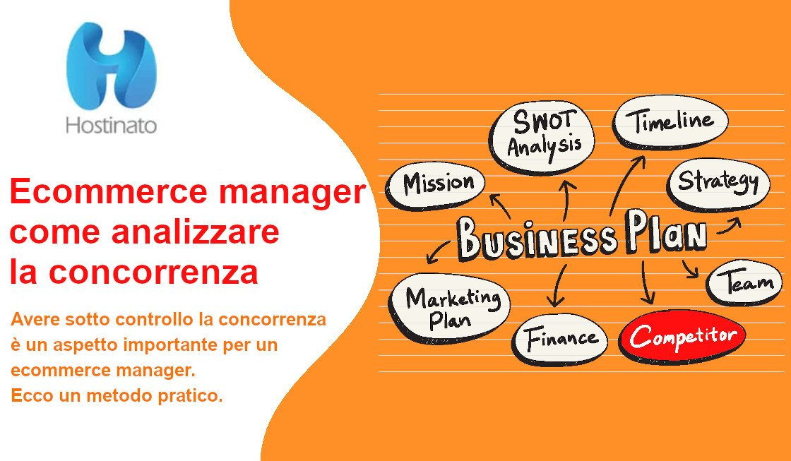 Come analizzare la concorrenza ecommerce