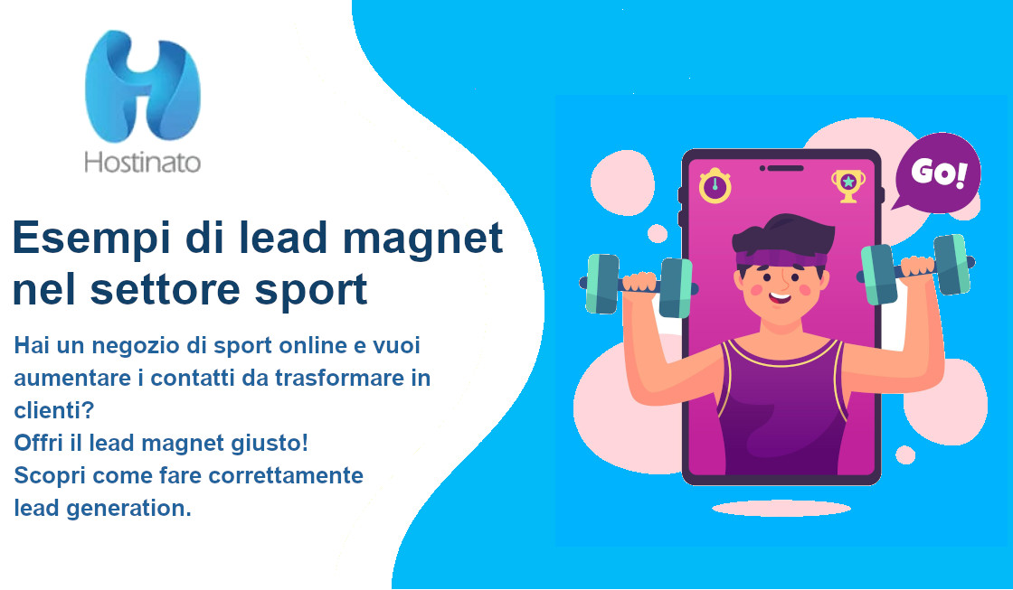 lead magnet sport