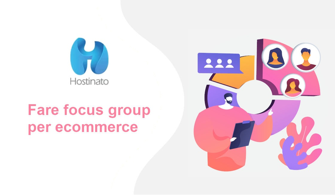 fare focus group per ecommerce
