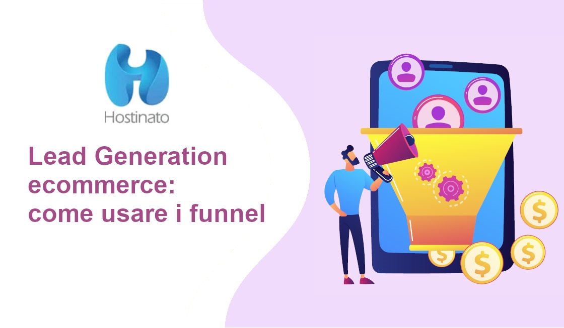 lead generation per ecommerce