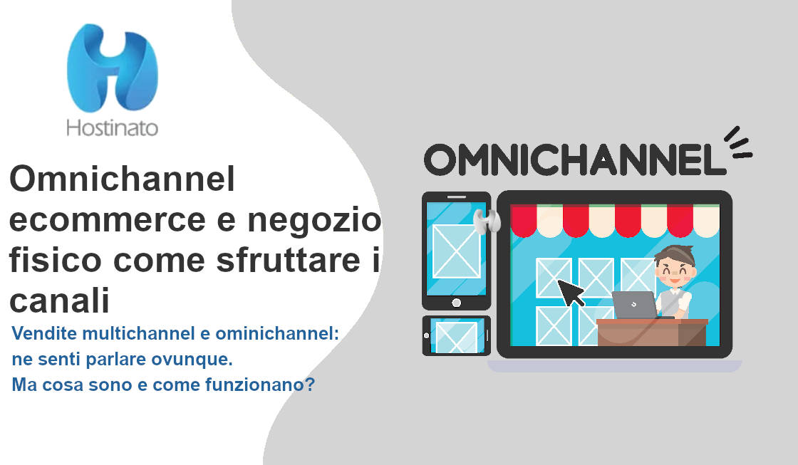 Omnichannel ecommerce