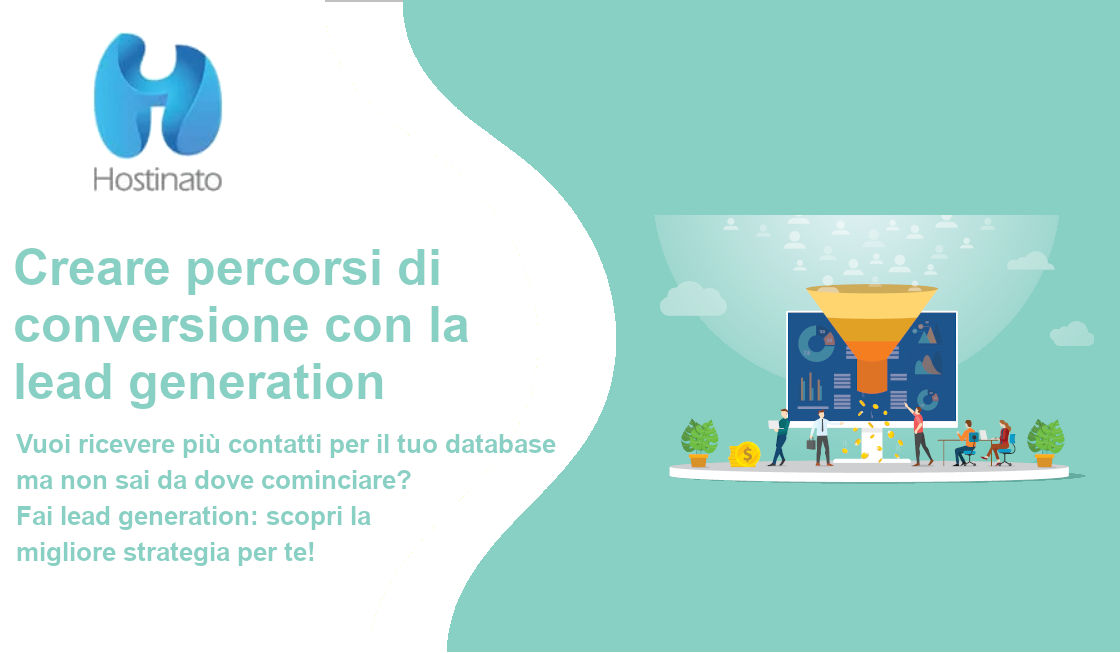 percorsi di lead generation