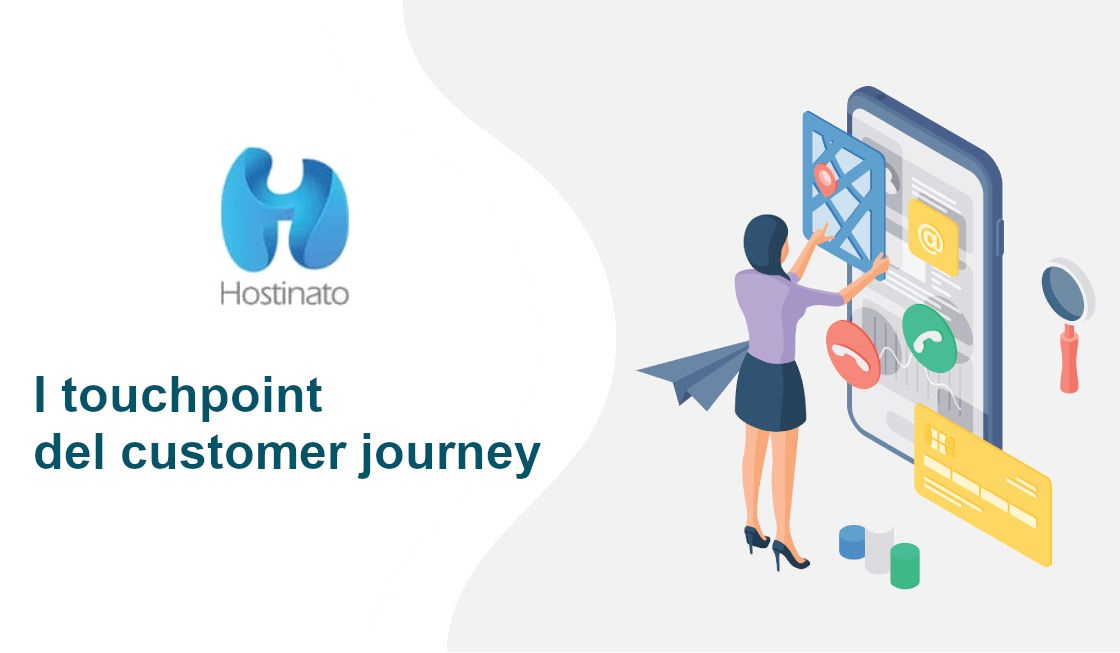 touchpoint del customer journey