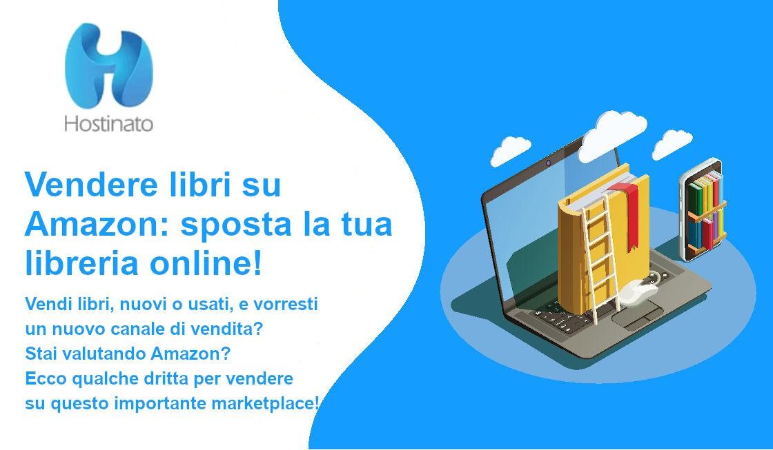 vendere libri su amazon libreria online