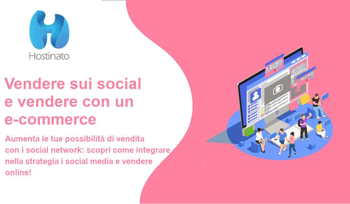 vendere sui social e-commerce